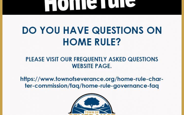 Home Rule FAQs
