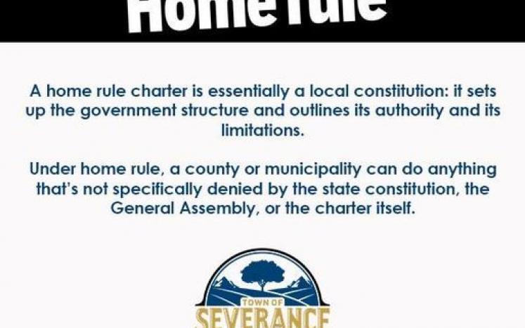 Understanding Home Rule